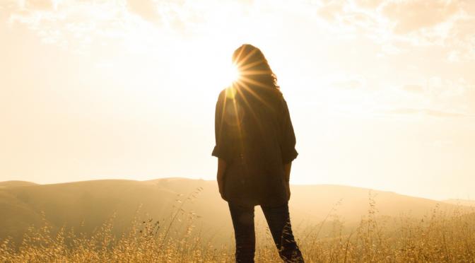 I rise, I breath & I restablish myself once again…..